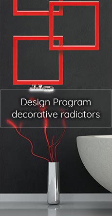 design program decorative radiators