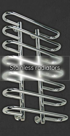 stainless radiators