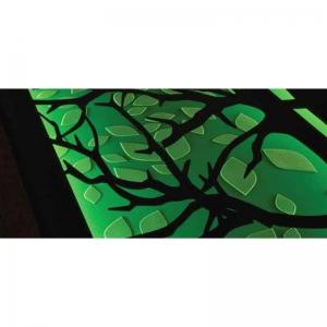 Grzejnik Albero Led - podświetlenie